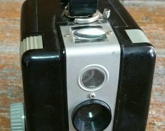 Vintage Brownie Hawkeye Flash Camera, Vintage Flash Camera, 1950's Camera, Collectible Camera,