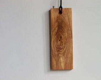wild Cherry pendant  cherry wood pendant , cherry wood jewellery