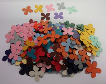 Hydrangea Flowers Die-Cuts