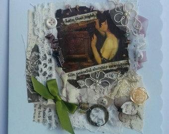 Pandora ooak card