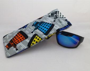 Sunglasses case: Dalek Doctor Who