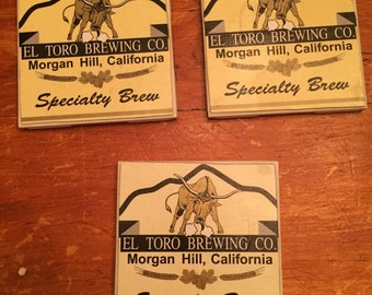 Ceramic Tile Beer Coasters