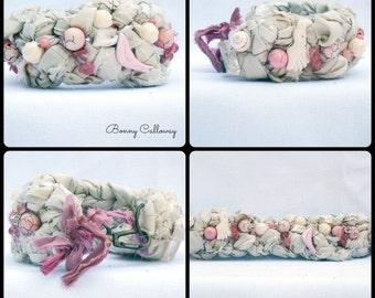 Seaweed Silk Bracelet Ivory