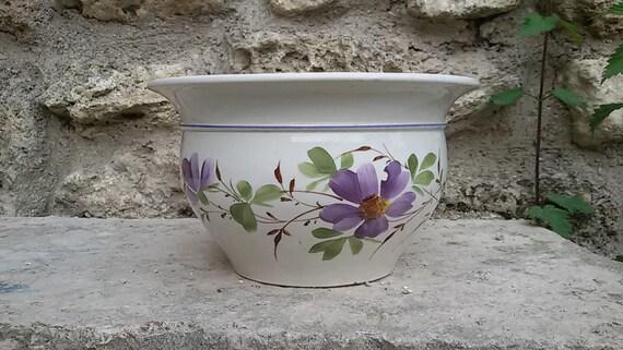 Pot de chambre de mari french antique choisy le roi - Pot de chambre antique ...