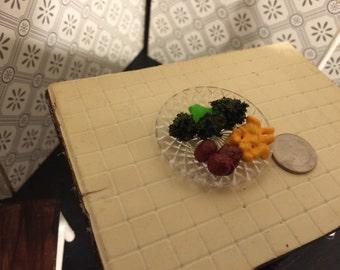 FREE SHIPPING (miniature doll food )