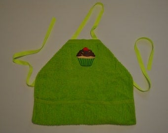 Toddler Apron