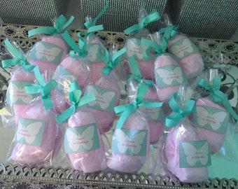 Pretty in Pink Cotton Candy, One Dozen