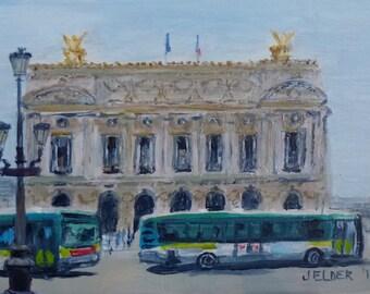 Paris Opera Garnier, Paris No. 96