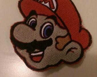 Super Mario patch