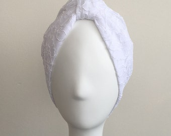 GOHARA Lace turban