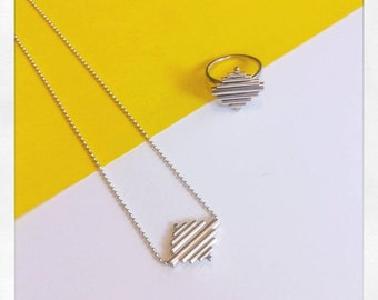 Pan Necklace