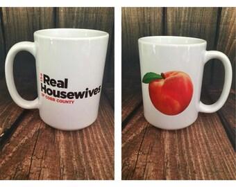 Customizable Ceramic Mug; 15oz; Real Housewives
