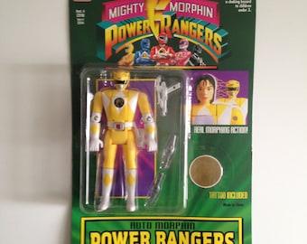 5 Mighty Morphin Power Rangers