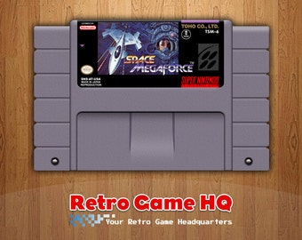 SNES - Space MegaForce