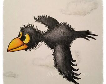 Mel's Crow - image no 46