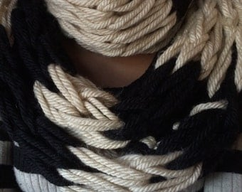 Customizable Knitted Scarves!