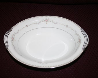 Noritake Fairmont Oval Vegetable Bowl