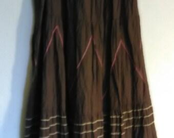 Hippie Boho Vintage Skirt