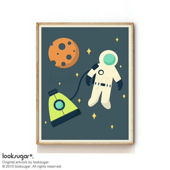 astronaut print outs - photo #32
