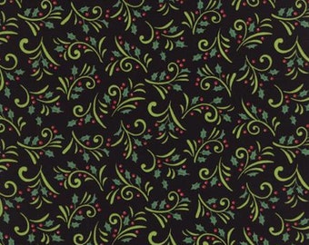 Be Jolly by Deb Strain (19675-15) Quilting Fabric by the 1/2 Yard