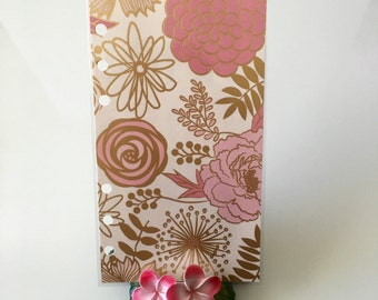1x laminated dashboards for personal size filofax, Medium kikki.k, kate spade, louis vuitton MM planner, Websters Pages