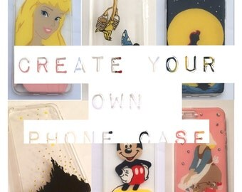Create Your Own Handpainted Phone Case