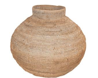 Buhera Basket Natural - Zimbabwe Africa