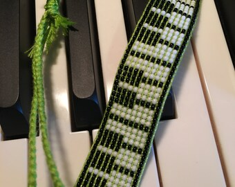 Beaded Piano Friendship Bracelet