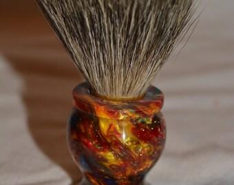"""Handmade 100% Badger Shaving Brush """"The Jery Garcia Model"""""""