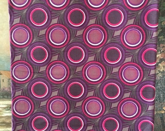 100% African print fabric by the yard
