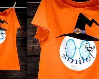 T-shirt SMILE! -HALLOWEEN Edition