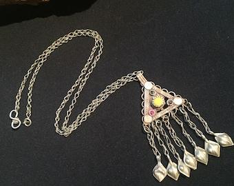 Kuchi Necklace-Kochi Necklace-Vintage Necklace Necklace-Necklace statement necklace-Billy Dance Jewellery-Middle Eastern Neck Piece-Vintage