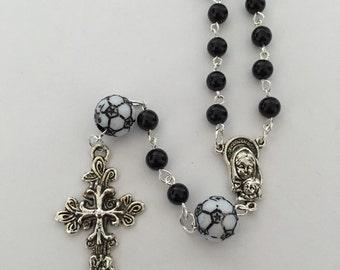 Soccer Rosary