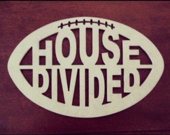 House divided football