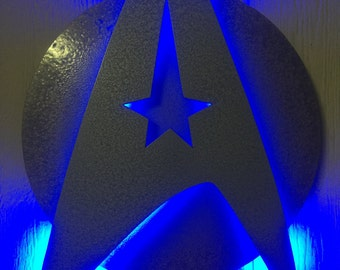 Star Trek Starfleet Logo Light Up Nightlight
