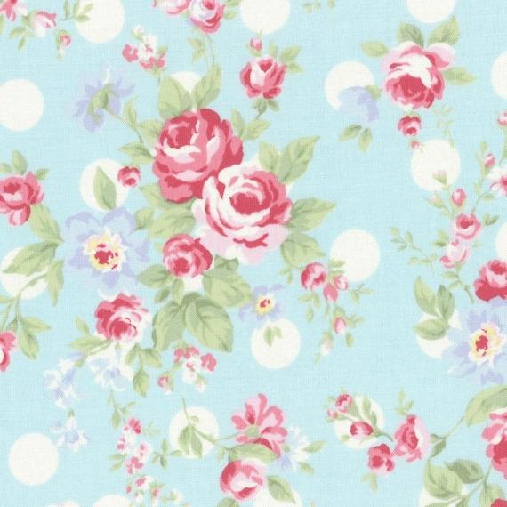 Crib Sheets Princess Rose Cotton Shabby Chic Fabric Modern
