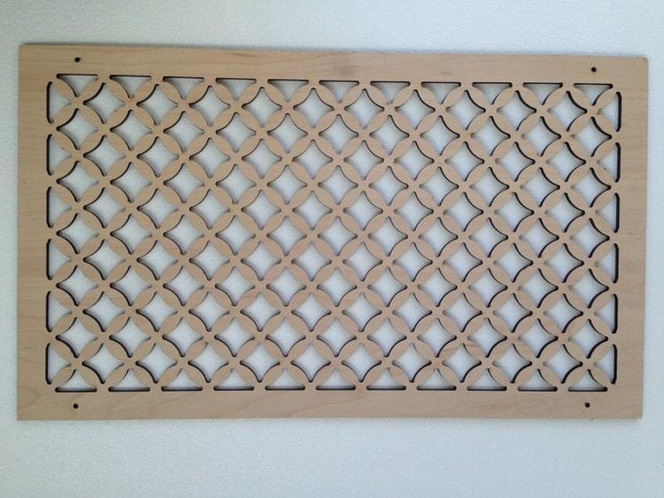 decorative vent cover hvac register laser by pacificregistercoinc
