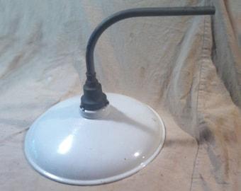 Outdoor Porcelain light fixture