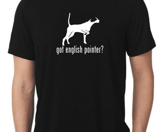 Got English Pointer T-Shirt v2 T1180