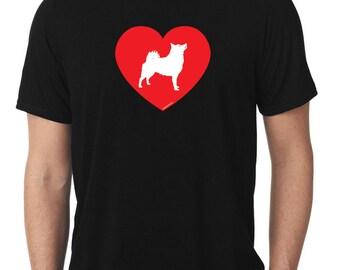 Love Schipperke T-Shirt T1225