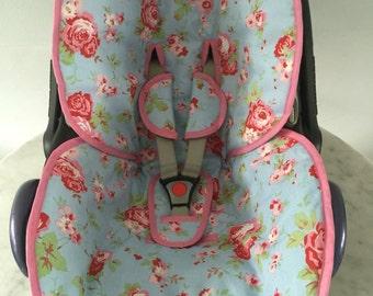 universal fit seat liner pattern pram stroller with matching. Black Bedroom Furniture Sets. Home Design Ideas
