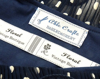 Craft and Hobby Labels