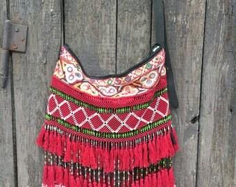 Antique Afghan bag
