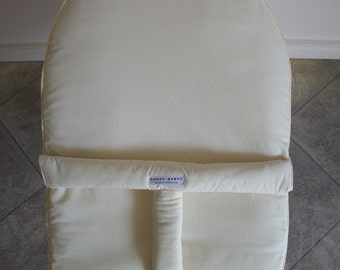 Ivory-Baby bounce mesh baby bouncer cover,Australian made-*NEW*