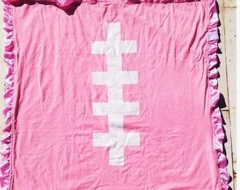 Sport minky blanket