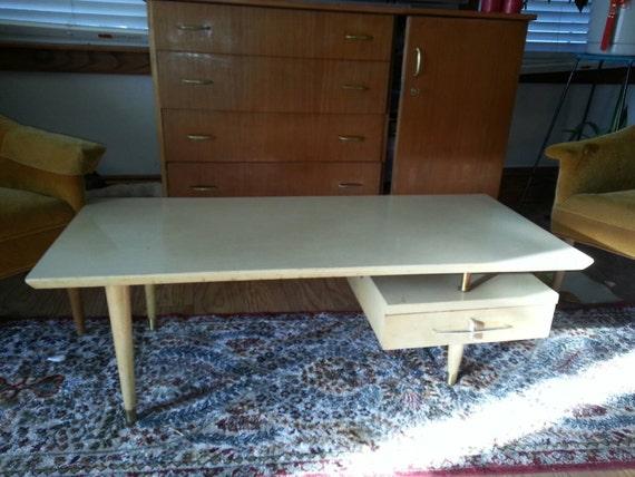 Clearance Vintage Furniture Coffee Table Mid Century Modern