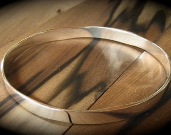 Solid Sterling Silver Bangles