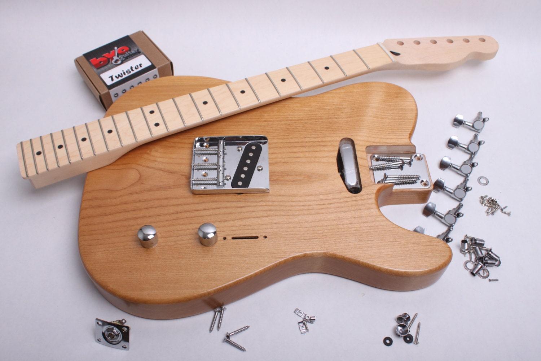 Guitar Building Kits Telecaster