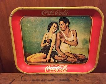 Coca Cola Tray (reproduction)