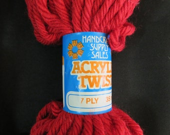 Acrylic 7 Ply Yarn